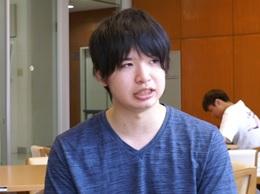 2017年夏参加 情報学部3年生TMさん